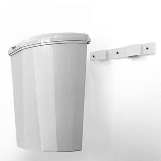 Brunner Door Mount Rubbish Bin Pillar XL, 10 litres