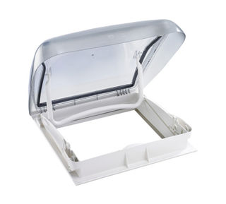 MINI HEKI STYLE ROOF VENT/ SKY LIGHT, 400 x 400 mm, by Dometic