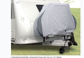 BIKE COVER for 2 E-bikes, HINDERMANN