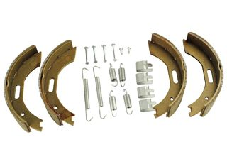 Brake Pad Axis Kit for BPW Brake 2005-7 RASK