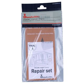 Isabella awning/tent repair set type A for fabrics