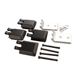 Dometic Midi-Heki/Style Hinge with Add-On Parts