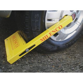 Milenco Wheel Clamp Compact