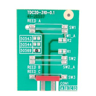 C250 Reed Switch for Waste Tank Level Indicator, One Switch
