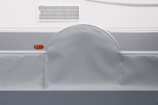 Tandem Wheel Housing Cover for Dethleffs Caravans built after 2014