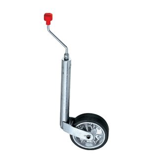 AL-KO Plus Jockey Wheel Steel/Rubber