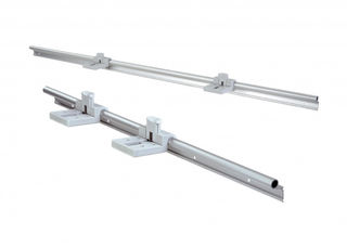 Table slide rail set CAMEC