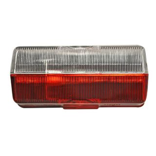 Side marker light Jokon, red and clear