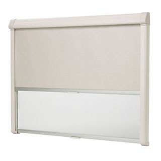 Dometic Roller Blind 3000, cassette blind and fly screen for caravan windows