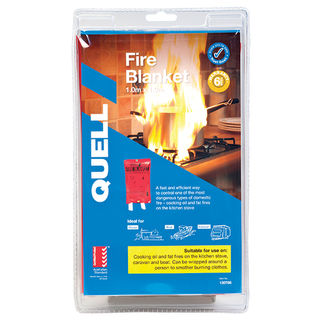 Quell Fire Blanket 1m x 1m