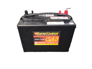 SuperCharge USD70Z, 12V 105Ah Deep Cycle Battery