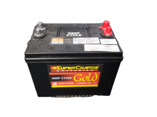 SuperCharge USD50Z, 12V 85Ah Deep Cycle Battery