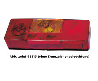 JOKON Rear Light Left Hand NI285 for Caravans