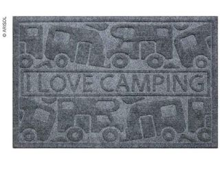 KERA KAMP, Entrance Mat for Caravans/RV, 40 x 60 cm