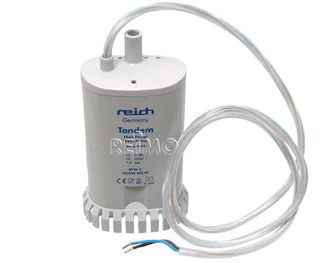 Reich Submersible 12 V Pump Tandem, 19 l, 1.4 Bar