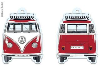 VW campervan airfreshener, Vanilla