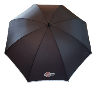 Genuine Bürstner Umbrella, Black