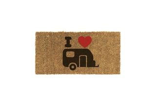 I love Caravan Door Mat Coconut fibre