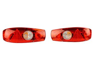 Hella Caraluna II Plus Tail Light for Caravans available in Left or Right