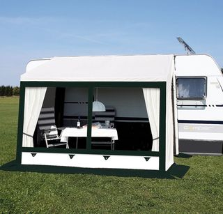Whole Year Porch Awning TESSIN, Size 3, by WIGO, German quality & design