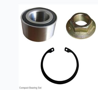 Compact Bearing Set for AL-KO 1637 Bearing 30, 60 x 37 mm