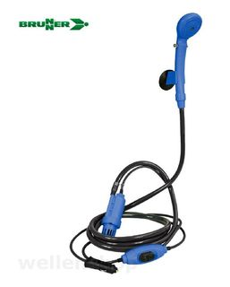 Brunner 12v portable shower aqua fresh