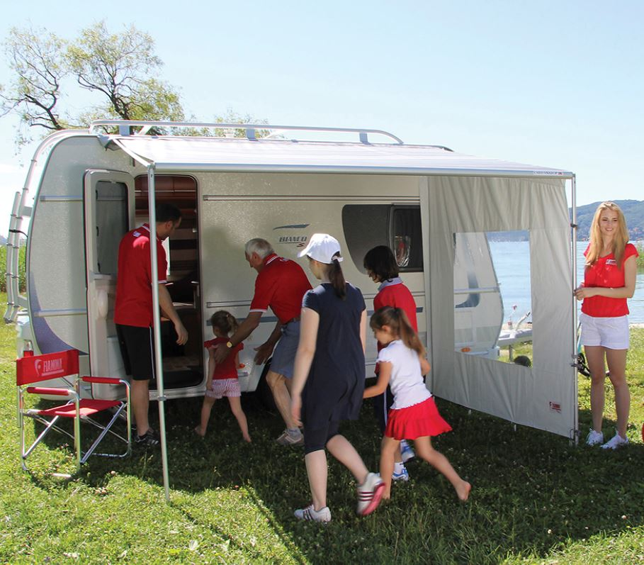 FIAMMA Side Wall for Caravanstore awning