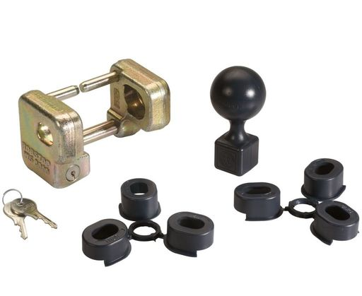 ROBSTOP WS 3000: Winterhoff tow coupling lock/ Anti theft device