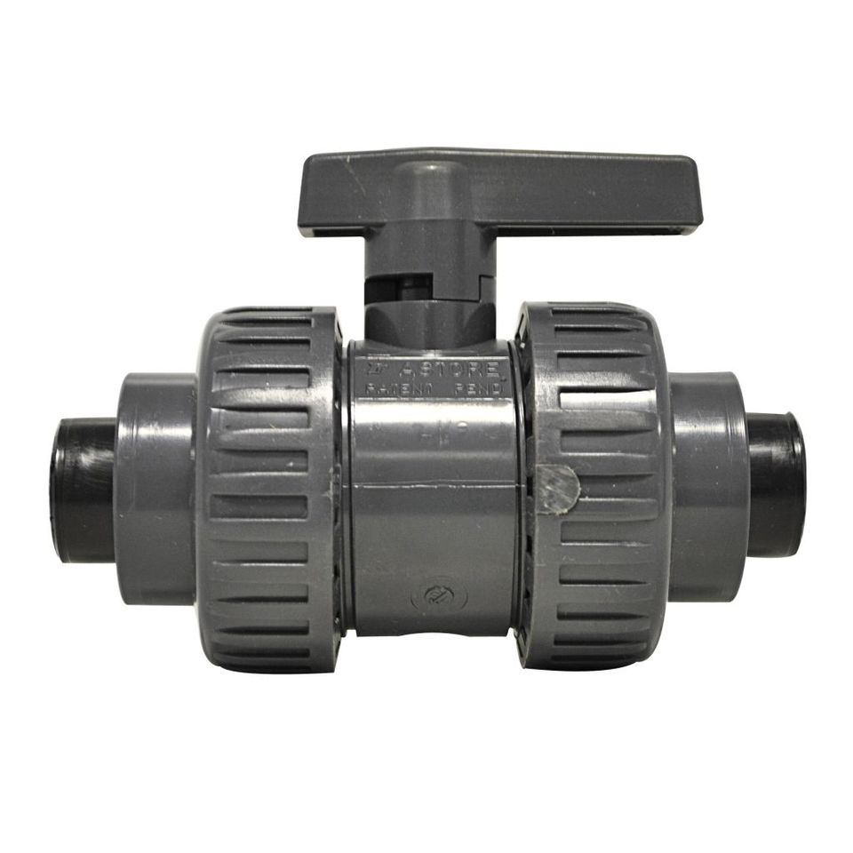 Reich Ball Valve for Caravan Waste Water Pipes