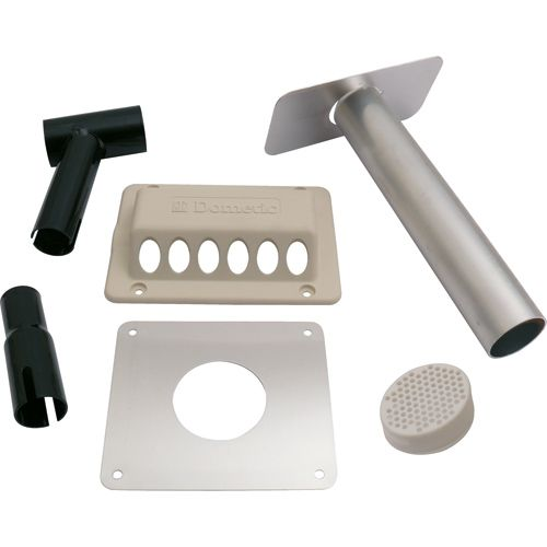Dometic fridge flue kit for Dometic refrigerators up to 103 Litres, No. 293555100/8