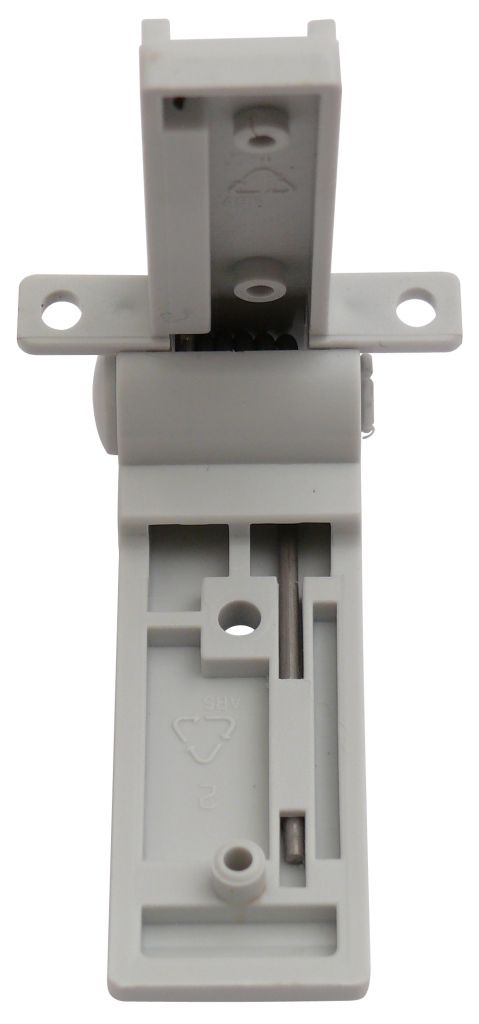 Hinge for Evaporator Flap for Dometic Refrigerators, No. 241212500/3