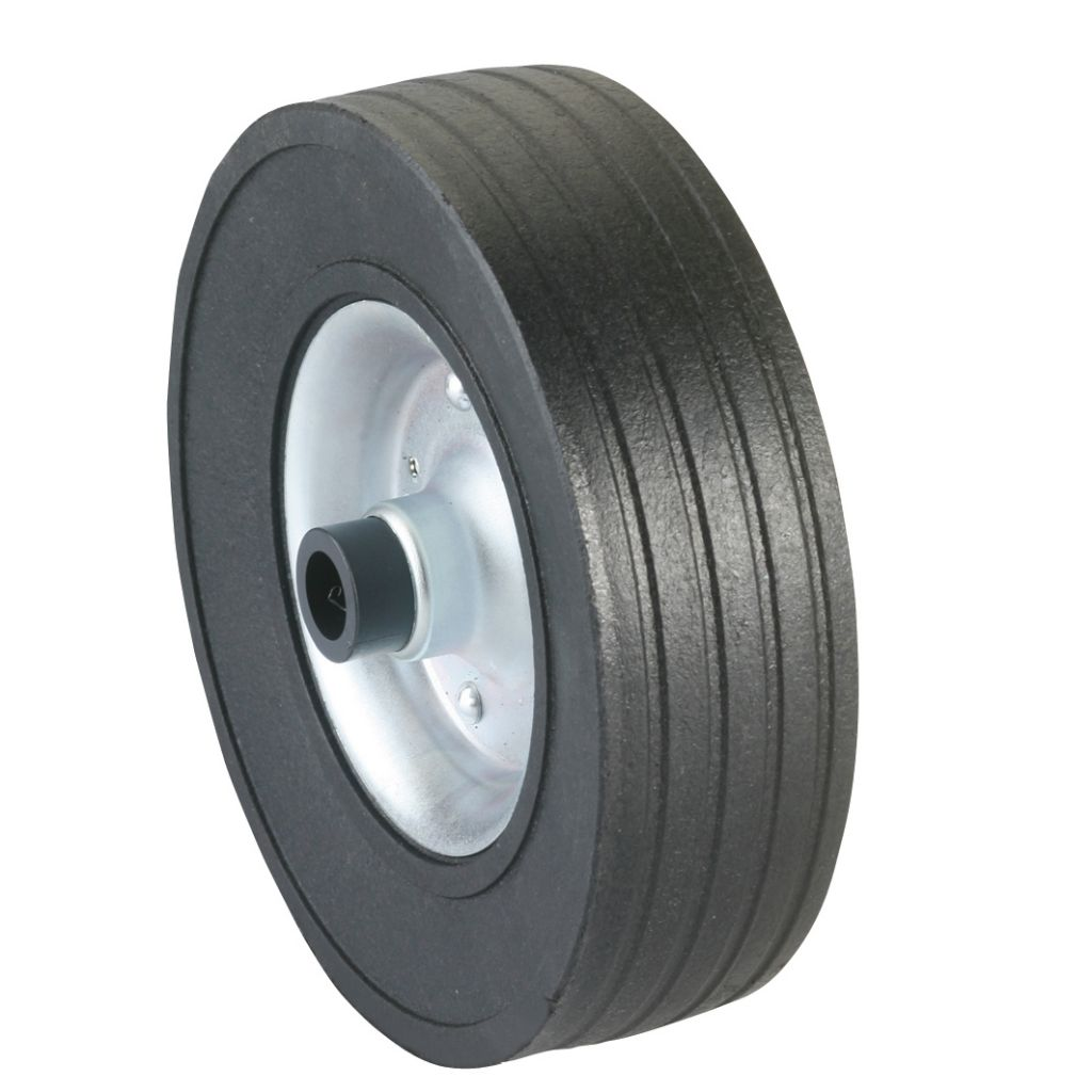 Spare Wheel Solid Rubber
