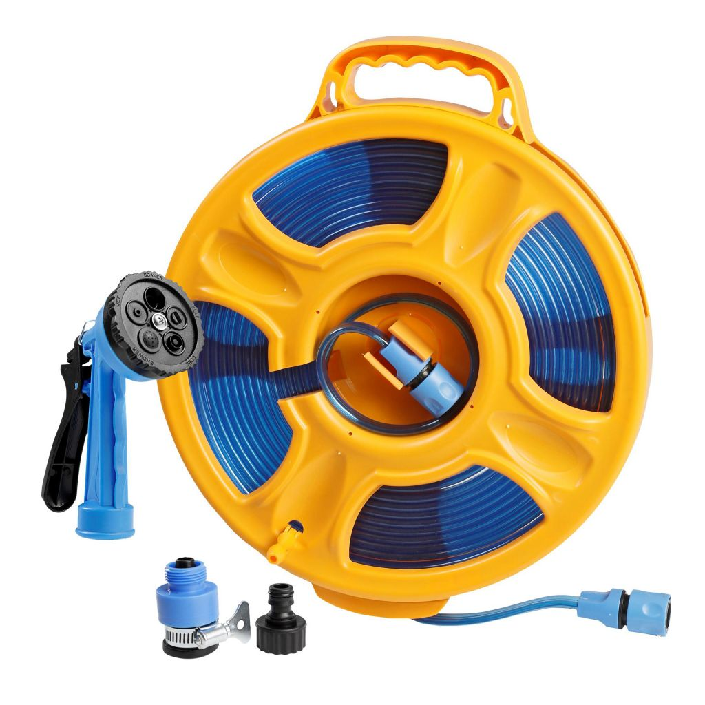 Brunner Roll On Flat Hose Reel