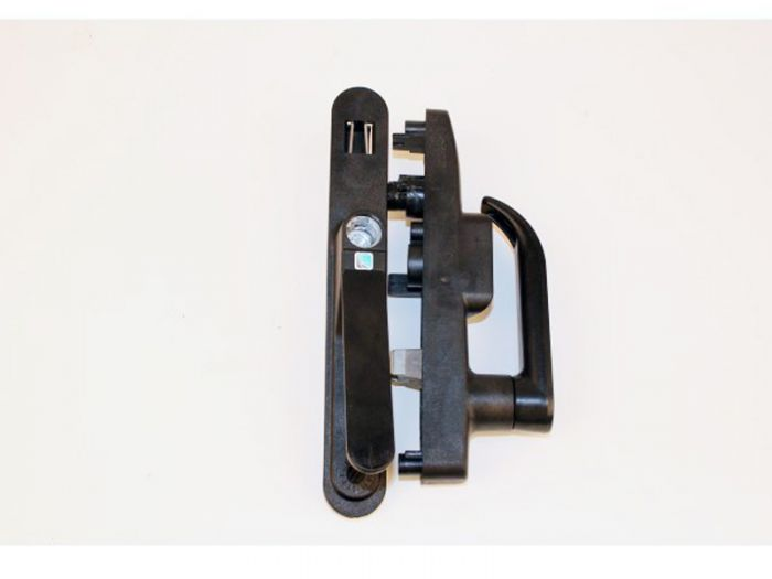 Camec entrance door 3 point lock, for L/H or R/H hinged doors