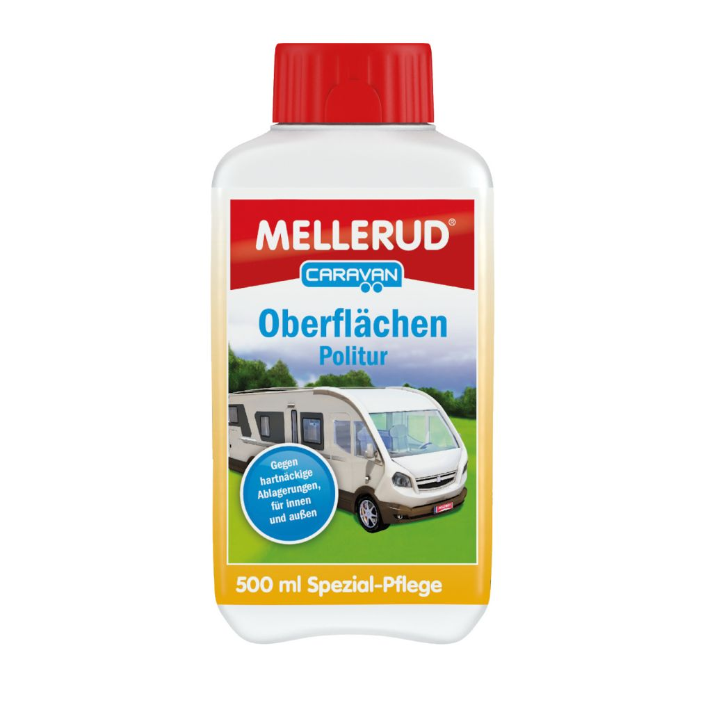 Mellerud caravan and motorhome surface polish