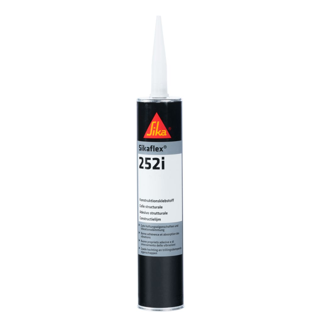Structural Adhesive Sikaflex-252i, White