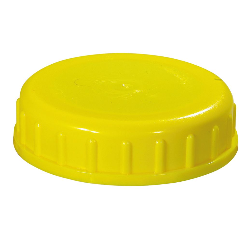 Water canister cap DIN 96