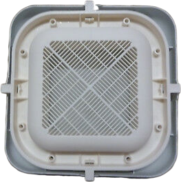 Hymer square ventilation roof vent 255x255mm