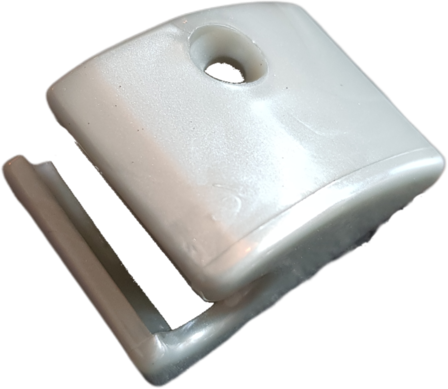 Hymer rail cover, available in left and right