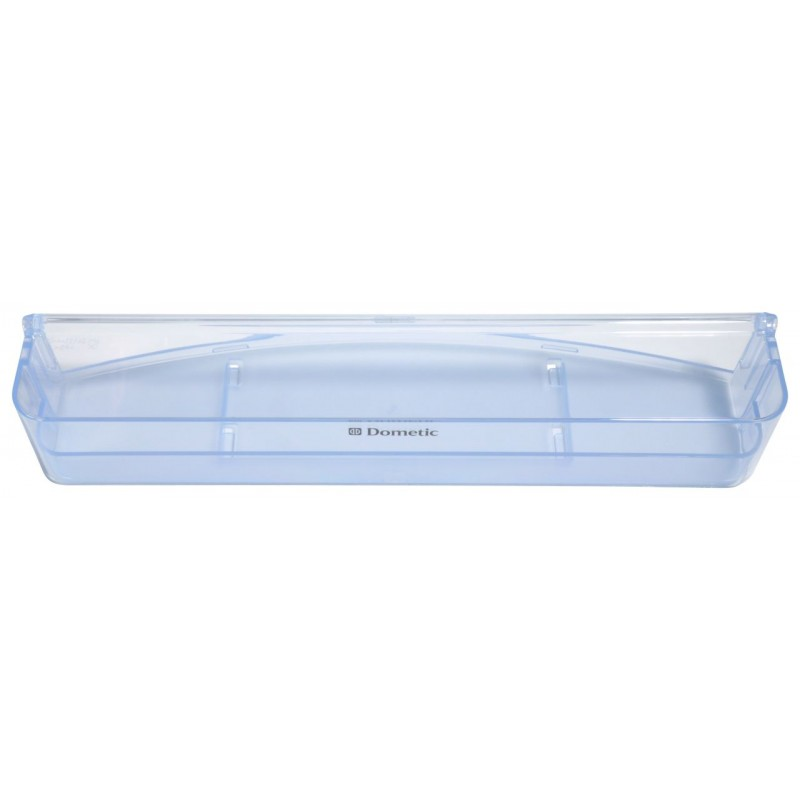 Dometic fridge door bin, Transparent Blue, No. 241393800/8