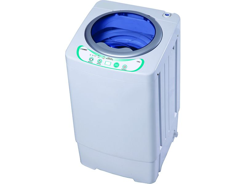 Camec compact RV washing machine 3kg