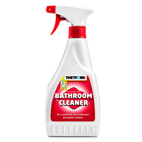 Thetford Bathroom Cleaner for Plastic Surfaces, 500ml