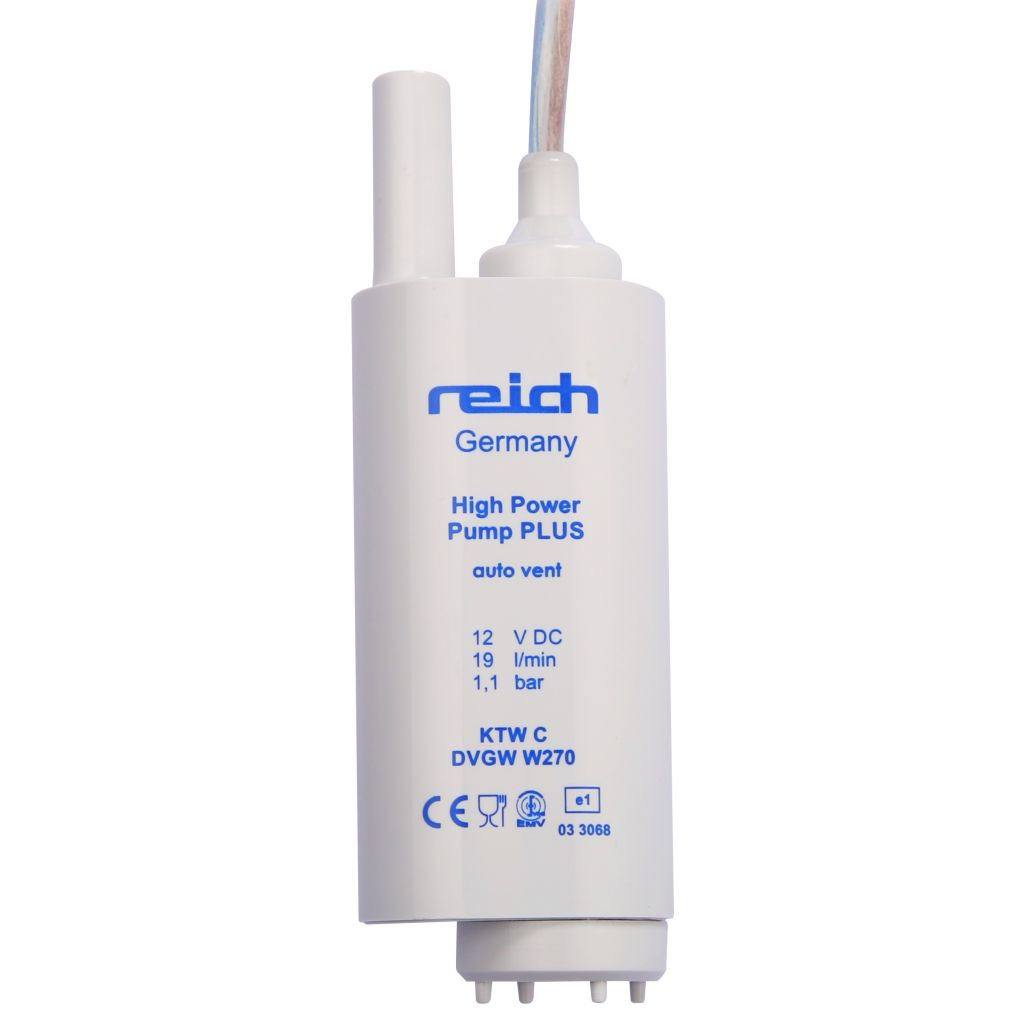 Reich Submersible Pump High Power Pump Plus 12 V