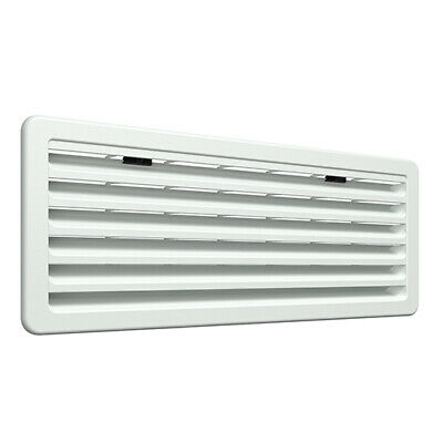 Thetford White Bottom Fridge Vent 631246111