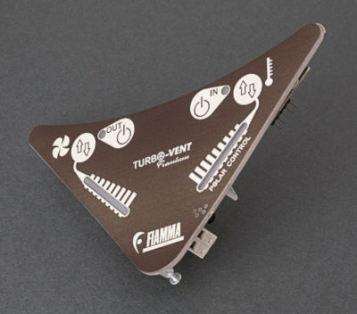 Fiamma Turbo Vent Turbo Board