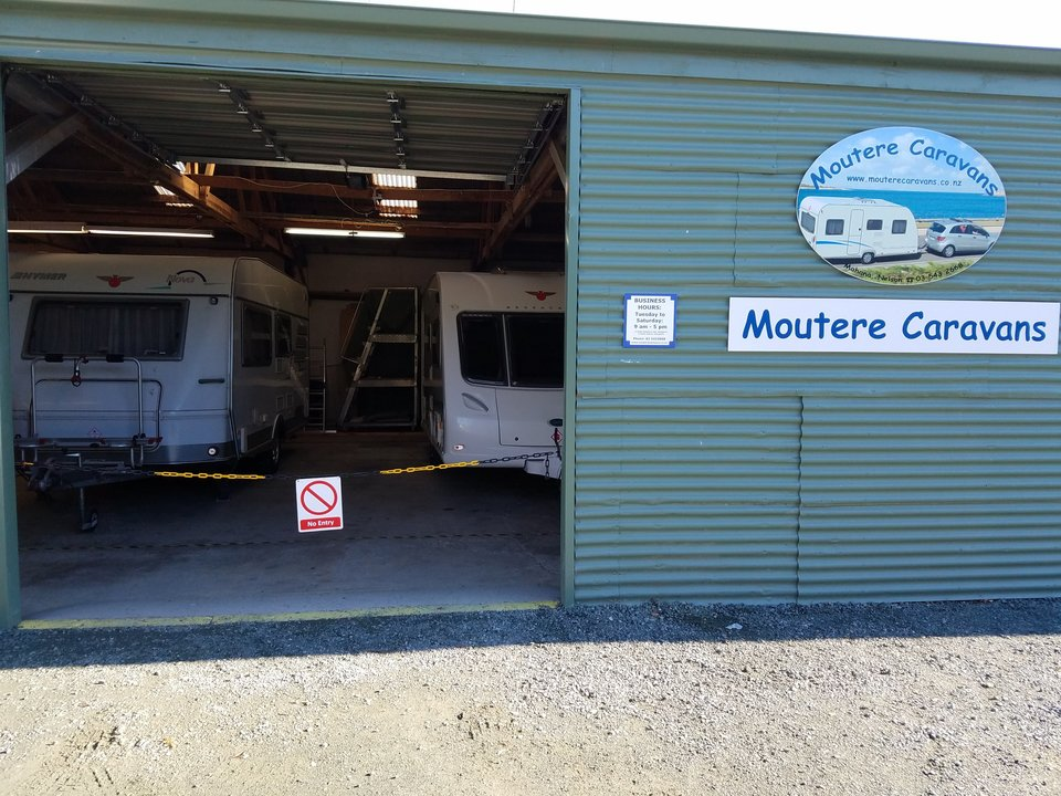The Specialists for German caravans and parts in New Zealand