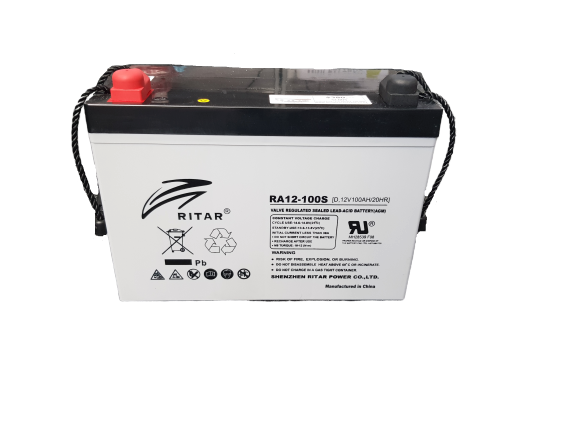 Ritar RA12-100S, 12V 100Ah Sealed Deep Cycle Battery