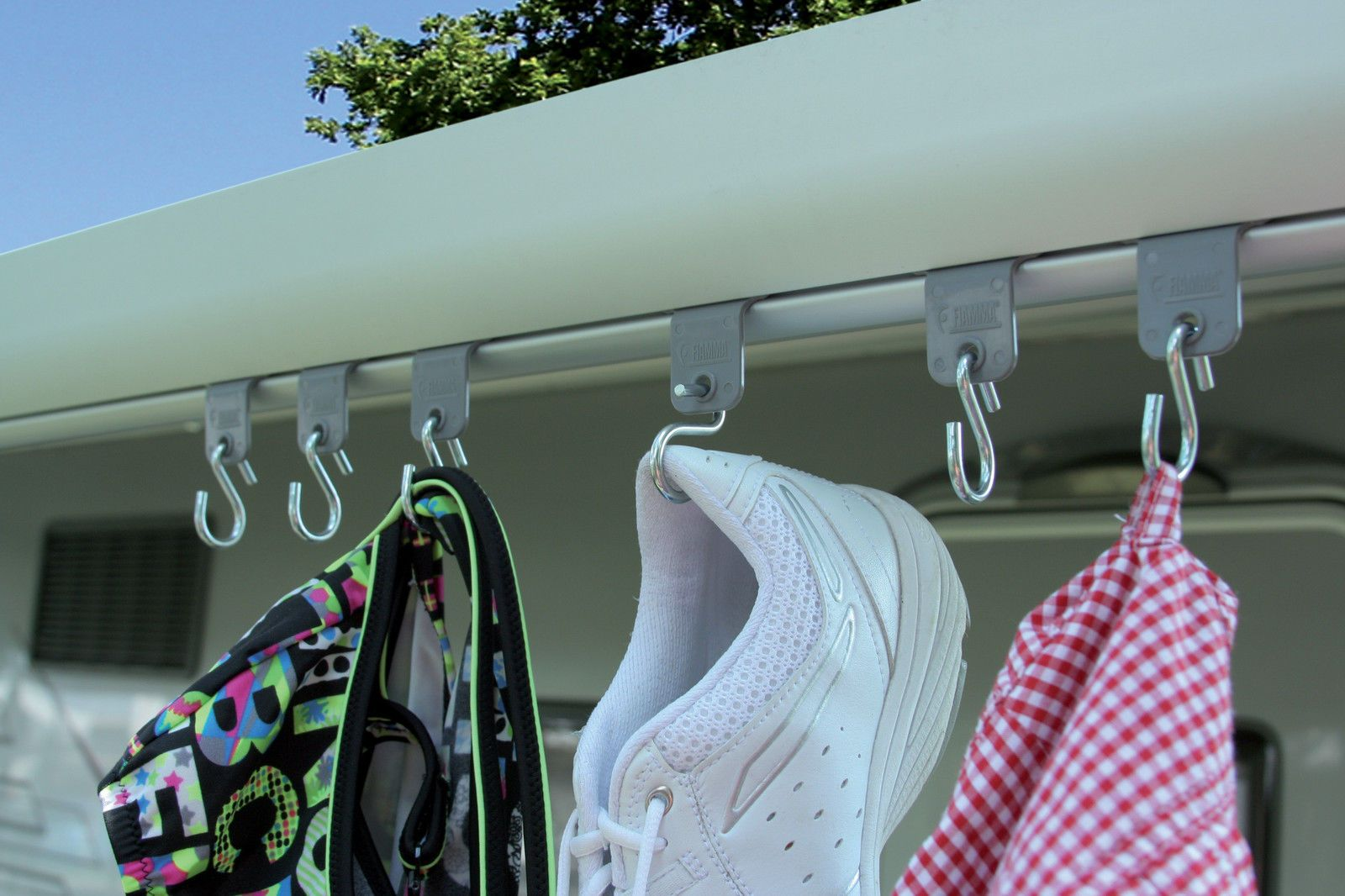 Fiamma Kit Awning Hangers/Canopy Hooks for Fiamma Awnings ...