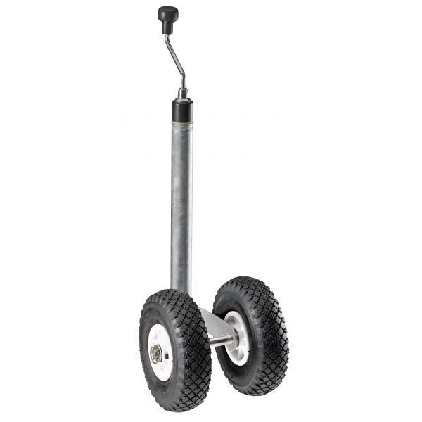 Reich Easy Wheel Set Dual Jokey Wheel for Caravans