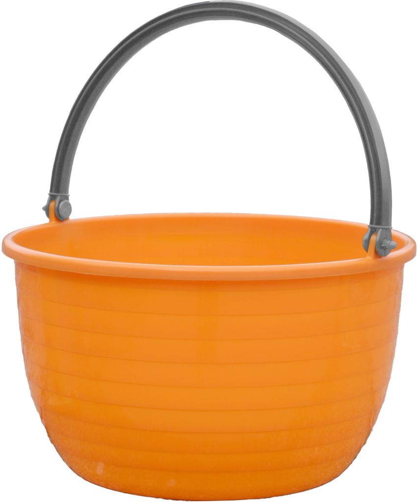 Multi purpose bucket VINIS with sieve, perfect for camping, caravan